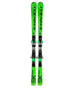 "Skier Race Carver ""Laser SX"" inkl. Bindung"