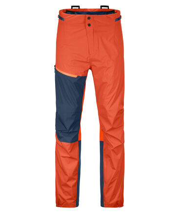 "Ortovox - Herren Bergsport Shorts ""Westalpen 3L Light Pants"""