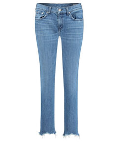 "Damen Jeans ""Ankle Dre Capri"" Slim Fit"