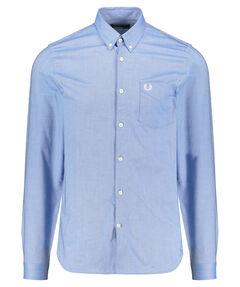 Herren Oxfordhemd Langarm
