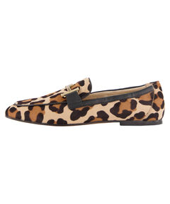 "Damen Loafer ""Gommini Pony Leopard TT"""
