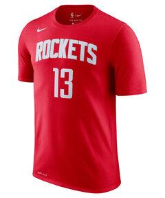 "Herren Basketballshirt ""James Harden Houston Rockets Nike Dri-FIT"" Kurzarm"