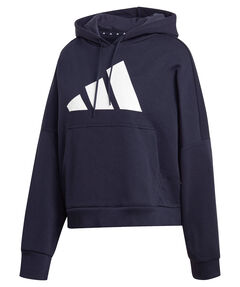 "Damen Sweatshirt mit Kapuze ""Back Zip Graphic Hoodie"""