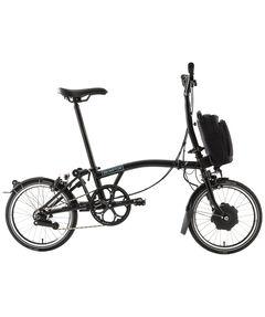 """E-Bike """"LD-Ausstattung mit H-Lenker, Schutzblechen und 6-Gang-Schaltung"""" – faltbar"""
