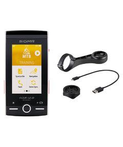 "GPS Fahrrad-Computer ""ROX 12.0 SPORT Basic - White"""