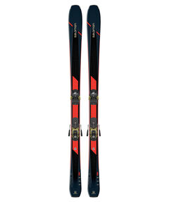 "Skier ""T XDR 84 TI"" inkl. ""Bindung ""Warden MNC 13 C90"""