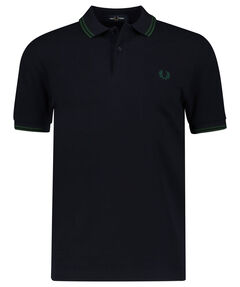 "Herren Poloshirt ""Twin Tipped Polo"""
