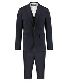 """Herren Anzug """"London"""" Slim Fit dreiteilig"""