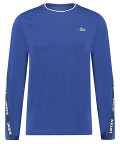Herren Tennis-Shirt Langarm