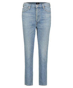 "Damen Jeans ""Olivia Crop"" Slim Fit verkürzt"