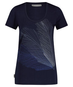 """Damen T-Shirt """"Spector SS Scoop Plume"""""""