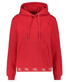"""Damen Sweatshirt mit Kapuze """"Ck Logo Trim"""""""