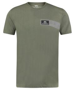 "Herren T-Shirt ""Reflective Stripes"""