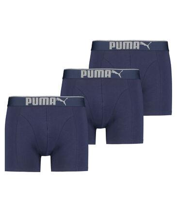 Puma - Herren Boxershorts 3er-Pack