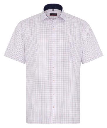 Eterna - Herren Hemd Modern Fit Kurzarm