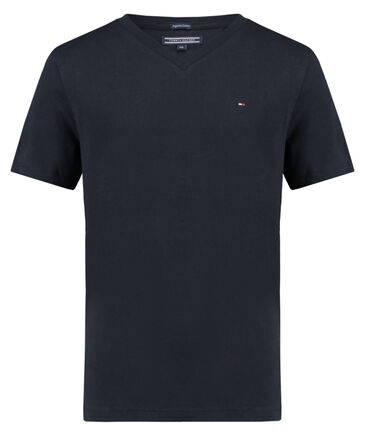 "Tommy Hilfiger - Jungen T-Shirt ""Boys Basic Vn Knit S"""