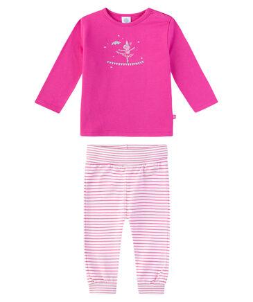 Sanetta - Mädchen Baby Pyjama