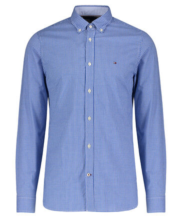 "Tommy Hilfiger - Herren Hemd ""Slim Natural Soft Gingham Shirt"" Slim Fit"