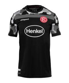 "Damen und Herren Trikot ""Replicas - Trikots - National Fortuna Düsseldorf Trikot Home 2020/2021"""
