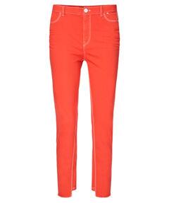 Damen Jeans Slim Fit High Rise verkürzt