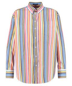 "Damen Bluse ""Multi Stripe EXB Shirt"" Langarm"