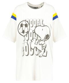 """Damen T-Shirt """"Football Tee Goooal Snoopy"""""""