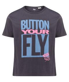 "Herren T-Shirt ""S/S Surplus Graphic Tee Button"""