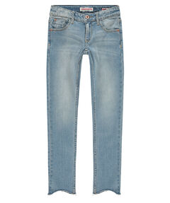 "Mädchen Jeans ""Amia Cropped"" Skinny Fit"