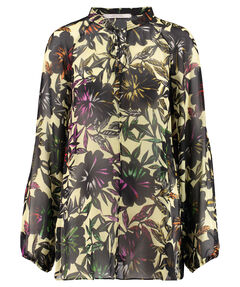"Damen Seidenbluse ""Charismatic Blooming Blouse"""