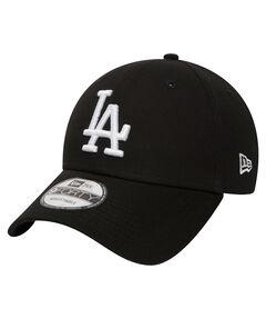 """Herren Schildmütze """"LA Dodgers Essential Black 9Forty"""""""