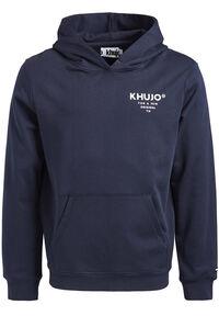 "Herren Kapuzensweatshirt ""Winston Side Logo"""