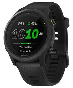 """Damen und Herren GPS-Sportuhr """"Forerunner 745"""" schwarzes Armand"""