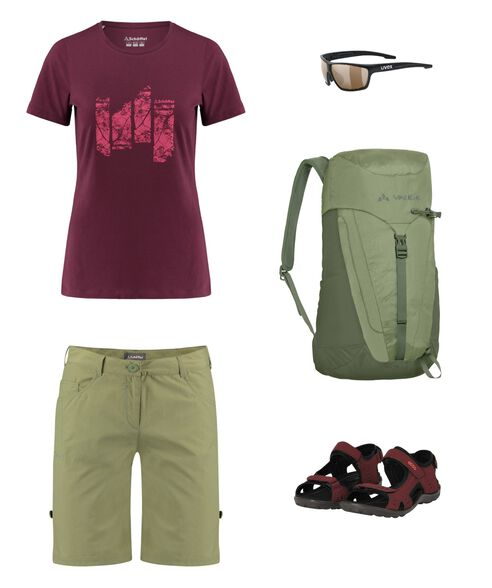 Outfit - Summer Hike