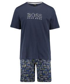 """Herren Pyjama """"Relax Short Set"""" Kurz"""