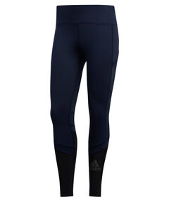 """Damen Lauf-Tights """"How We Do Rise Up and Run"""" 7/8-Länge"""