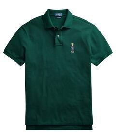 Herren Polo Custom Slim Fit Kurzarm