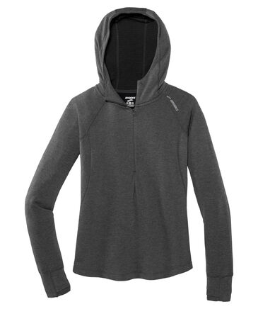 "Brooks - Damen Laufshirt ""Notch Thermal Hoodie"" Langarm"