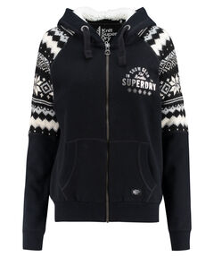 "Damen Sweatjacke ""Dakota Fairisle"""
