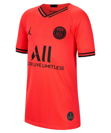 "Nike - Kinder Fußballtrikot ""Breathe Paris Saint-Germain Stadium Away"" Kurzarm"
