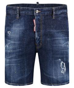 Herren Jeans-Bermudas