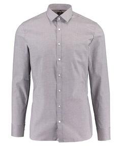 Herren Hemd No. 6 Super Slim Fit Langarm