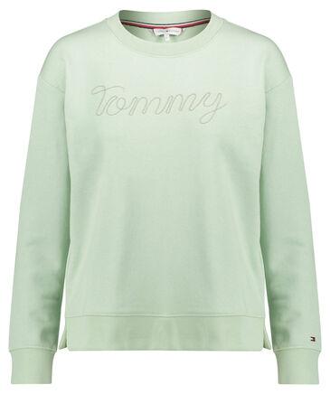 Tommy Hilfiger - Damen Sweatshirt Langarm