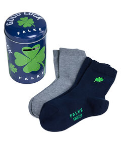 """Kinder Socken """"Lucky"""" 2er Pack"""