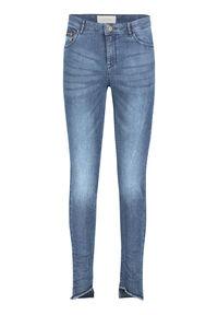 Damen Jeans Mid Waist