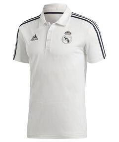 "Herren Fußball Poloshirt ""Real Madrid"" Saison 2018/19 Kurzarm"