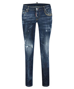 "Damen Jeans ""Jennifer"" Slim Fit verkürzt"