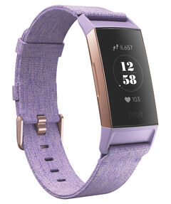 "Gesundheits- und Fitness-Smartwatch ""Charge 3"" SE Lavender woven"