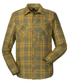 Herren Wanderhemd Shirt Maastricht2 Langarm
