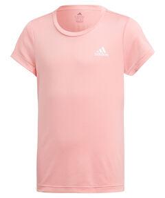 "Mädchen Fitness-Shirt ""Aeroready"" Kurzarm"