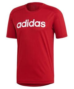 "Herren Trainingsshirt ""Design2Move Climacool Logo"" Kurzarm"